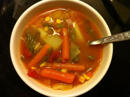 Hearty Vegetable Soup5