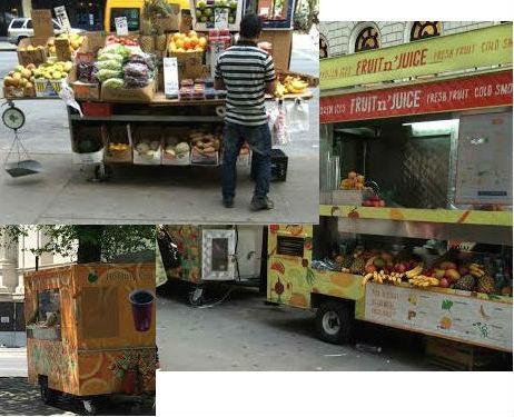 NYC Food Carts
