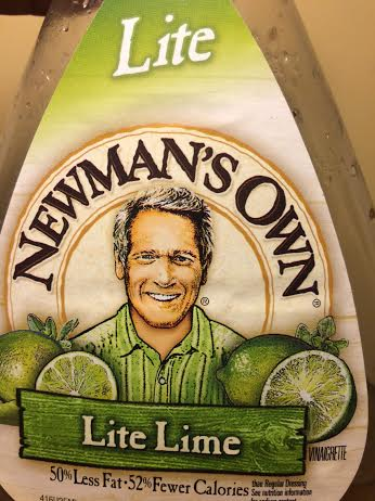 Citrus-lime salad dressing