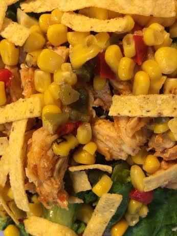 Citrus-lime southwest salad2