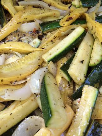 Grilled-veggies